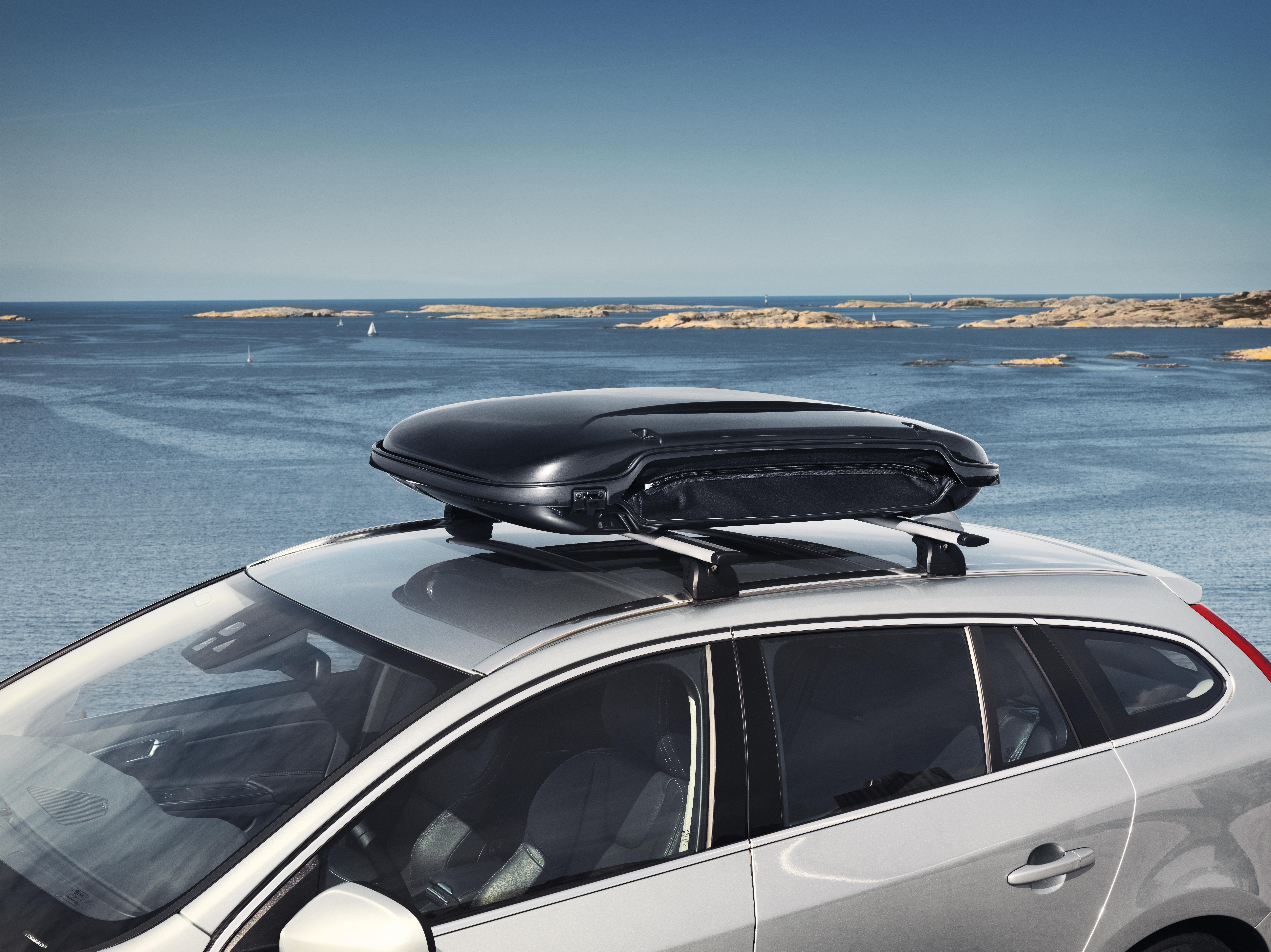 Diagram Roof box, expanding for your Volvo S90